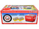 Skill 3 Model Kit 1960 Ford Ranchero Vintage Ice Chest Two Bottle Crates Coca-Cola 1/25 Scale Model AMT AMT1189 M