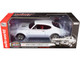 1968 Oldsmobile Cutlass S W31 White Red Interior Muscle Car & Corvette Nationals MCACN 1/18 Diecast Model Car Autoworld AMM1208