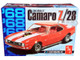 Skill 2 Model Kit 1968 Chevrolet Camaro Z/28 2 in 1 Kit 1/25 Scale Model AMT AMT868