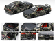 Honda Integra Type-R DC2 Military Camouflage Carbon Hood Special Edition 1/64 Diecast Model Car Era Car HA20DC2RF22