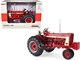Farmall 806 Tractor Clamshell Fenders Prestige Collection 1/16 Diecast Model ERTL TOMY 44190