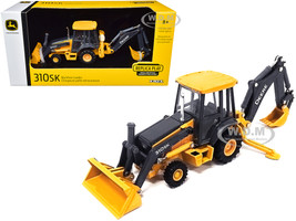 John Deere 310SK Backhoe Loader Prestige Collection 1/50 Diecast Model ERTL TOMY 45456