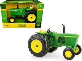 John Deere 3020 Diesel Tractor Green 1/16 Diecast Model ERTL TOMY 45469