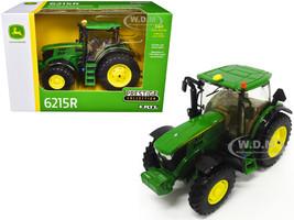 John Deere 6215R Tractor Green Prestige Collection 1/32 Diecast Model ERTL TOMY 45522