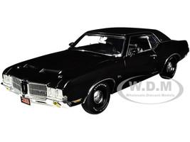 1971 Oldsmobile Cutlass SX Rocket 455 Triple Black Limited Edition 450 pieces Worldwide 1/18 Diecast Model Car ACME A1805615