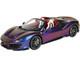 2018 Ferrari 488 Pista Spider Chameleon DISPLAY CASE Limited Edition 20 pieces Worldwide 1/18 Model Car BBR P18162CHA1