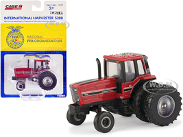 IH International Harvester 5288 Tractor National FFA Organization Logo on the Roof Case IH Agriculture 1/64 Diecast Model ERTL TOMY 44147