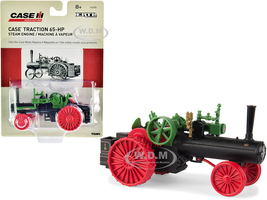 Case Traction 65-HP Steam Engine Case IH Agriculture 1/64 Diecast Model ERTL TOMY 44200