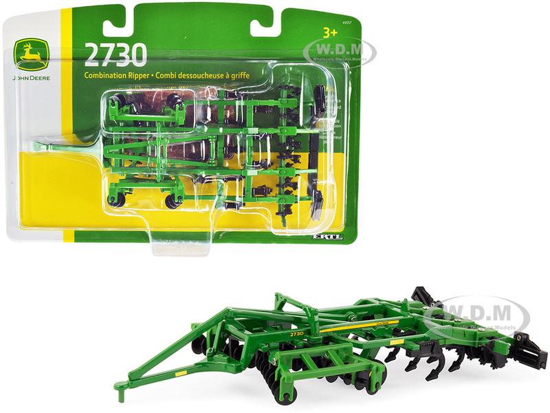 John Deere 2730 Combination Ripper 1/64 Diecast Model ERTL TOMY 45557