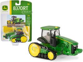 John Deere 8370RT Track Tractor 1/64 Diecast Model ERTL TOMY 45602