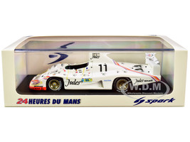 Porsche 936 #11 Jacky Ickx Derek Bell Winners 24 Hours of Le Mans 1981 1/43 Model Car Spark 43LM81