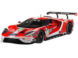 Ford GT #67 Bomarito Priaulx Tincknell Ford Chip Ganassi Team UK 24 Hours of Le Mans LM GTE-Pro 2019 1/18 Model Car Top Speed TS0280