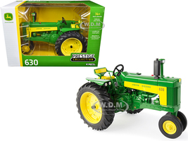 John Deere 630 Tractor Prestige Collection 1/16 Diecast Model ERTL TOMY 45579