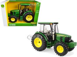 John Deere 6130D Tractor 1/16 Diecast Model ERTL TOMY 45583
