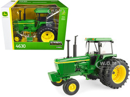 John Deere 4630 Tractor Dual Rear Wheels Prestige Collection 1/16 Diecast Model ERTL TOMY 45685