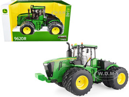 John Deere 9620R Tractor Dual Wheels Prestige Collection 1/16 Diecast Model ERTL TOMY 45699