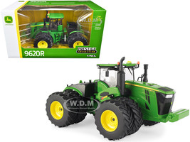 John Deere 9620R Tractor Dual Wheels Prestige Collection 1/32 Diecast Model ERTL TOMY 45701