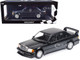 1989 Mercedes Benz 190E 2.5-16 EVO 1 Blue-Black Metallic Limited Edition 1002 pieces Worldwide 1/18 Diecast Model Car Minichamps 155036000