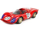 Ferrari 330 P3 Spider #27 Rodriguez Ginther 24 Hours of Le Mans 1966 Limited Edition 250 pieces Worldwide 1/18 Model Car BBR C1849A
