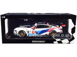 BMW M8 GTE #25 DePhillippi Farfus Herta Eng BMW Team RLL Class Winners 24 Hours of Daytona 2019 1/18 Diecast Model Car Minichamps 155192925