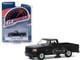 1993 Ford F-150 Lightning Pickup Truck Black Greenlight Muscle Series 23 1/64 Diecast Model Car Greenlight 13270 F