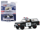 1995 Ford Bronco CHP California Highway Patrol White Black Hot Pursuit Series 35 1/64 Diecast Model Car Greenlight 42920 E
