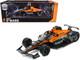 Dallara IndyCar #5 Pato O'Ward Arrow Arrow McLaren SP NTT IndyCar Series 2020 1/18 Diecast Model Car Greenlight 11088