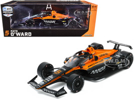 Dallara IndyCar #5 Pato O'Ward Arrow Arrow McLaren SP NTT IndyCar Series 2020 1/18 Diecast Model Car Greenlight 11088