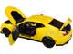 Chevrolet Camaro ZL1 Bright Yellow 1/18 Model Car Autoart 71205