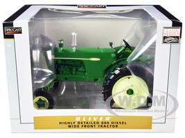 Oliver 880 Diesel Wide Front Tractor Green Classic Series 1/16 Diecast Model SpecCast SCT758
