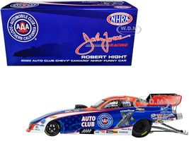 2020 Auto Club Chevrolet Camaro #1 Robert Hight AAA NHRA Funny Car John Force Racing 1/24 Diecast Model Car Autoworld CP7682