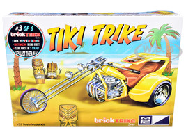 Skill 2 Model Kit Tiki Trike Trick Trikes Series 1/25 Scale Model MPC MPC894