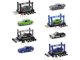 Model Kit 4 piece Car Set Release 32 1/64 Diecast Model Cars M2 Machines 37000-32