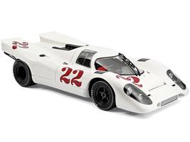 Porsche 917 #22 Vic Elford Richard Attwood 24H France Training 1970 1/12 Diecast Model Car Norev 127504