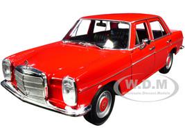 Mercedes Benz 220 Red NEX Models 1/24 Diecast Model Car Welly 24091