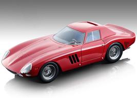 1964 Ferrari 250 GTO Red Press Version Mythos Series Limited Edition 120 pieces Worldwide 1/18 Model Car Tecnomodel TM18-96 A