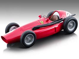 Ferrari 553 Squalo F1 #21 Jose Froilan Gonzalez Silverstone International Trophy 1954 Mythos Series Limited Edition 90 pieces Worldwide 1/18 Model Car Tecnomodel TM18-150 D