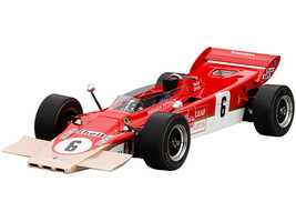 Lotus 56B #6 Emerson Fittipaldi Team Lotus Race of Champions 1971 Limited Edition 1200 pieces Worldwide 1/18 Diecast Model Car True Scale Miniatures 151811