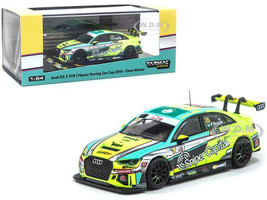 Audi RS 3 TCR #26 Filipe de Souza Macau Touring Car Cup 2019 1950cc Class Winner 1/64 Diecast Model Car Tarmac Works T64-013-19MGP26