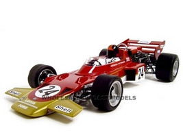Lotus 72C 1970 Grand Prix USA Winner Emerson Fittipaldi #24 Limited Edition to 1500pcs 1/18 Diecast Car Model Quartzo 18270