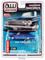 1962 Chevrolet Impala SS Convertible Blue Metallic Custom Lowriders Limited Edition 4800 pieces Worldwide 1/64 Diecast Model Car Autoworld CP7662