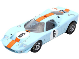 Ford Mirage #6 Jacky Ickx Dick Thompson Winner 1000km Spa-Francorchamps 1967 1/18 Model Car Spark 18S408