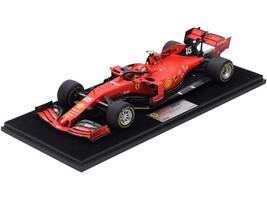 Ferrari SF90 #16 Charles Leclerc Winner Formula One F1 Belgian Grand Prix 2019 1/18 Model Car LookSmart LS18F1023