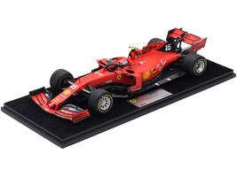 Ferrari SF90 #16 Charles Leclerc Winner Formula One F1 Italian Grand Prix 2019 1/18 Model Car LookSmart LS18F1024