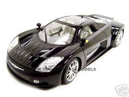 Chrysler Me Four Twelve Black 1/18 Diecast Model Car Motormax 73138