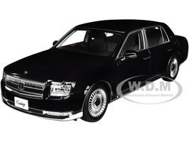 Toyota Century RHD Right Hand Drive Black 1/18 Model Car Autoart 78762