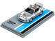 Toyota Supra Safety Car Official Pace Car Silver 1/64 Diecast Model Car Tarmac Works T64-011-SC