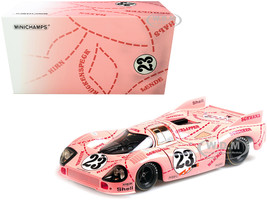 Porsche 917/20 #23 Willi Kauhsen Reinhold Joest Pink Pig 24 Hours of Le Mans 1971 Limited Edition 1002 pieces Worldwide 1/18 Diecast Model Car Minichamps 180716923