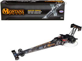 2020 NHRA Funny Car TFD Top Fuel Dragster Austin Prock Montana Brand John Force Racing 1/24 Diecast Model Car Autoworld CP7689