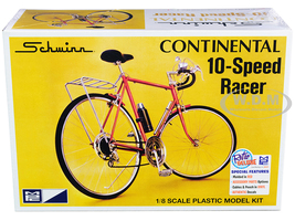 Skill 2 Model Kit Schwinn Continental 10-Speed Bicycle 1/8 Scale Model MPC MPC915